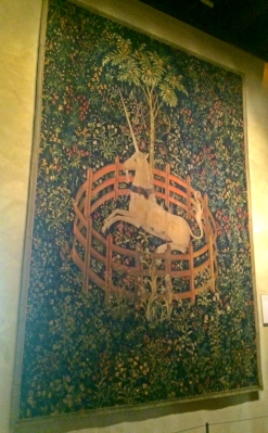 The Unicorn in Captivity