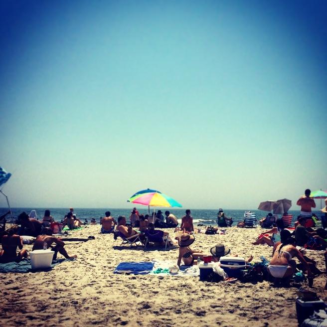 [Beach day!]