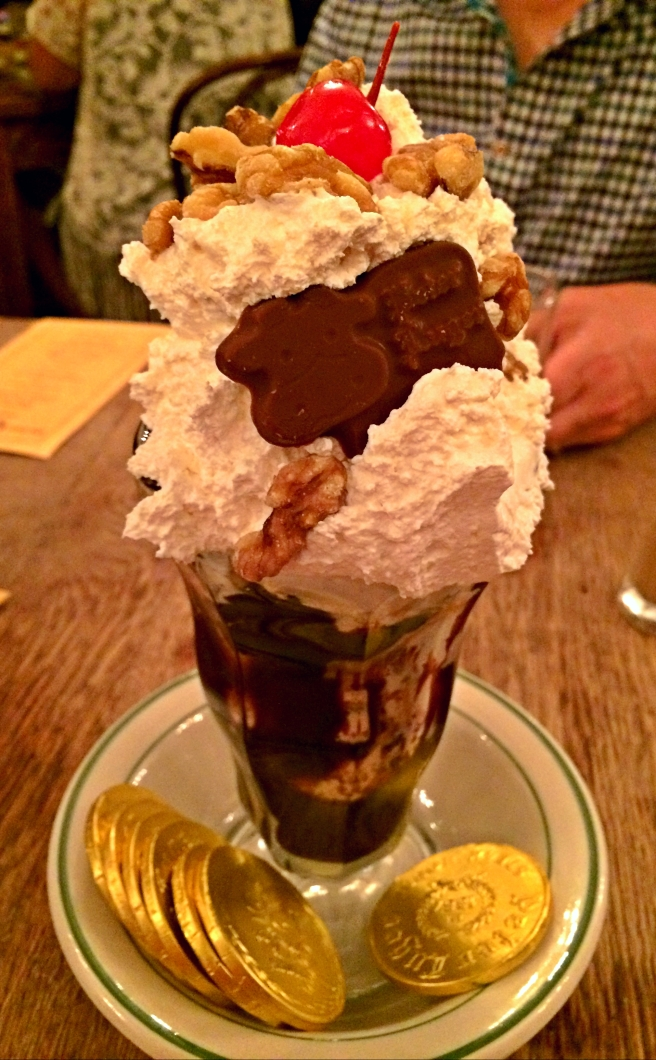 Holy Cow Sundae