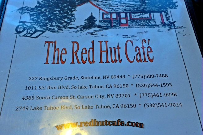The Red Hut Cafe