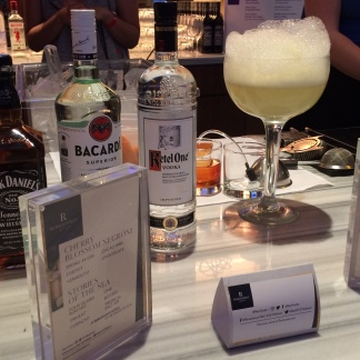'Bizarre cocktails'